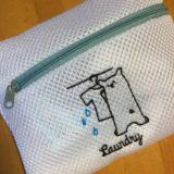 布マスクの洗濯用のネット