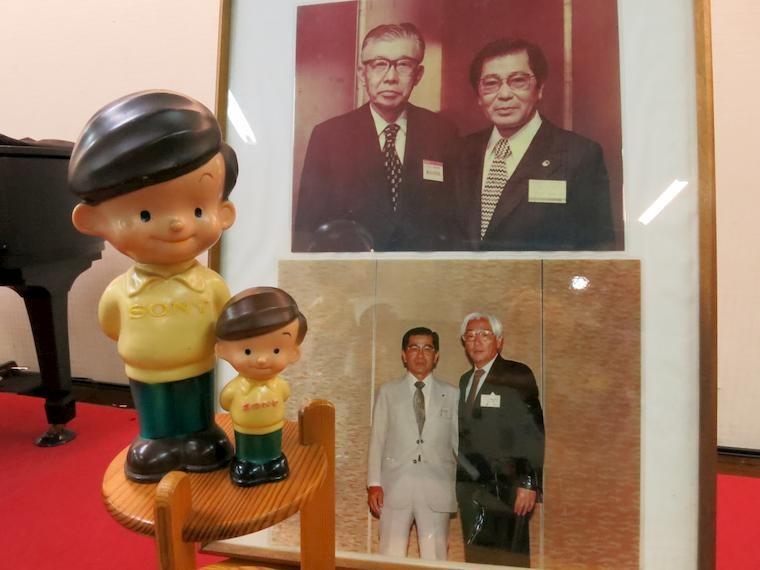 ソニー坊や人形
