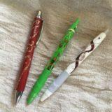 キラキラのペン